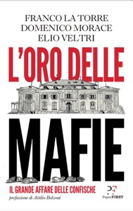 L'oro delle mafie Book Cover