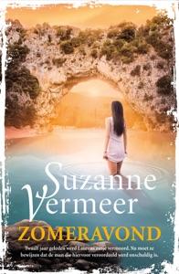 Zomeravond Door Suzanne Vermeer Boekomslag