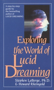 Exploring the World of Lucid Dreaming Book Cover