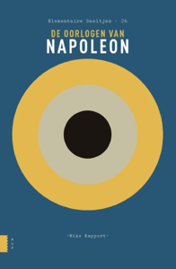 De oorlogen van Napoleon Boekomslag