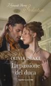 La passione del duca Book Cover