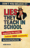 Herb Reich - Lies They Teach in School artwork