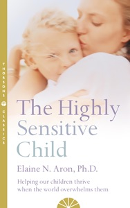 The Highly Sensitive Child Book Cover