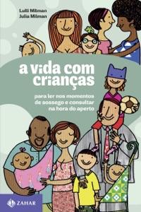 A vida com crianças Book Cover