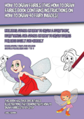 How to Draw Fairies (This How to Draw Fairies Book Contains Instructions on How to Draw 40 Fairy Images)