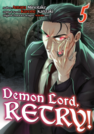 Demon Lord, Retry! (Manga) Volume 5