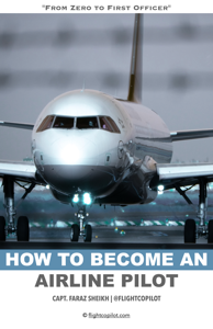 How to become an Airline Pilot Libro Cover