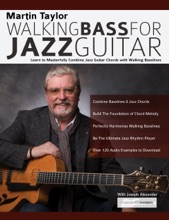 Martin Taylor Walking Bass For Jazz Guitar