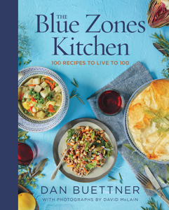 The Blue Zones Kitchen Book Cover