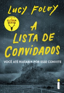 A Lista de Convidados Book Cover