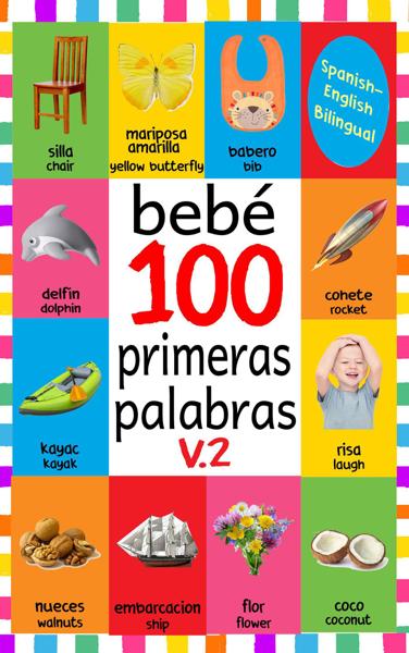 Bebé 100 primeras palabras V.2