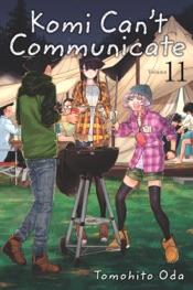 Komi Can't Communicate, Vol. 11