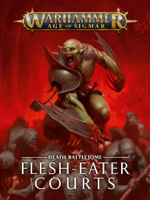 Download and Read Online Battletome: Flesh-eater Courts