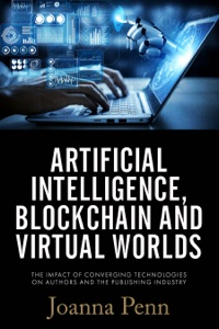 Artificial Intelligence, Blockchain, and Virtual Worlds Book Cover