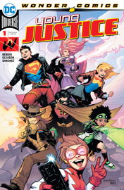Young Justice (2019-) #1 book