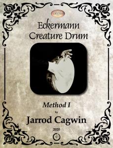 Eckermann Creature Drum by Jarrod Cagwin
