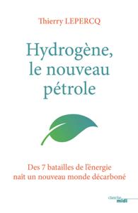 Hydrogène : le nouveau pétrole Copertina del libro