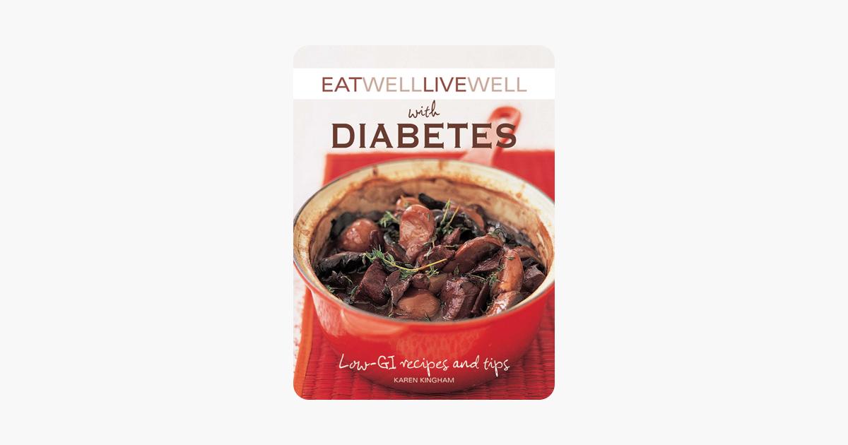 Eat Well Live Well with Diabetes - Karen Kingham