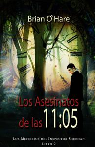 Los Asesinatos de las 11:05 Book Cover