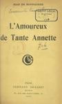 Lamoureux De Tante Annette