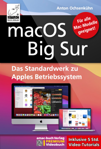 macOS Big Sur Buch-Cover