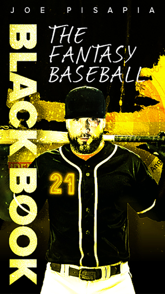 The Fantasy Baseball Black Book 2021