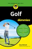 Golf para Dummies Book Cover