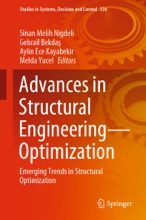 Advances in Structural Engineering—Optimization