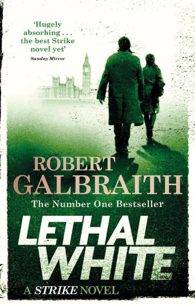 Lethal White por Robert Galbraith