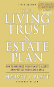 Your Living Trust & Estate Plan Book Cover