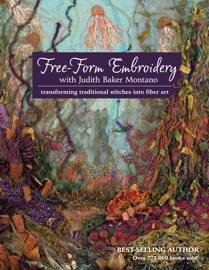 Free-Form Embroidery with Judith Baker Montano