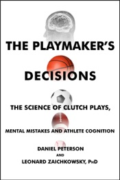 Download and Read Online The Playmaker's Decisions