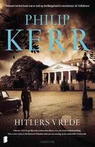 Hitlers vrede Door Philip Kerr Boekomslag