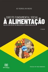 Direito Fundamental Social à Alimentação Book Cover