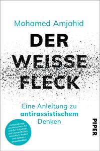 Der weiße Fleck Buch-Cover