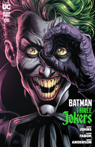Batman: Three Jokers (2020-2020) #3 Copertina del libro
