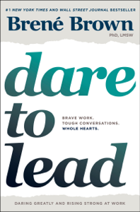 Dare to Lead Book Cover