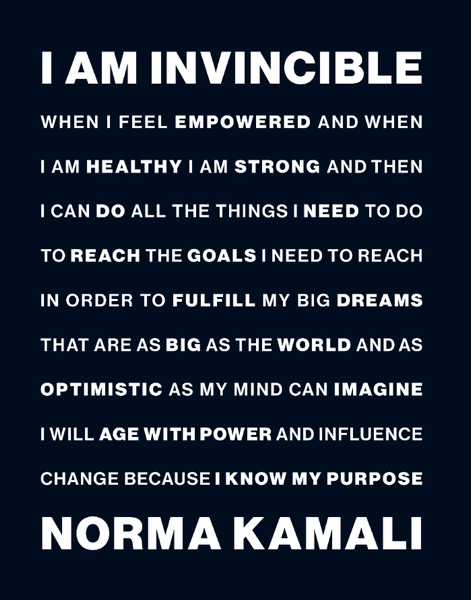 Norma Kamali: I Am Invincible