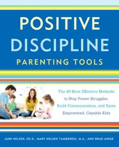 Positive Discipline Parenting Tools Book Cover