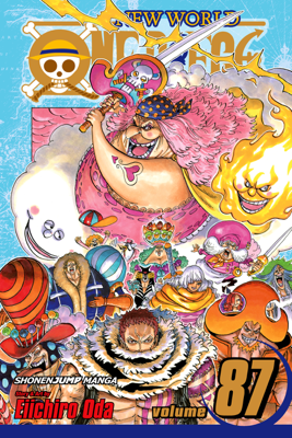 One Piece, Vol. 87 - Eiichiro Oda book