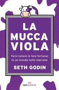 La mucca viola Book Cover