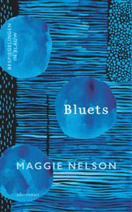 Bluets Boekomslag
