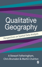 Quantitative Geography : Perspectives On Spatial Data Analysis