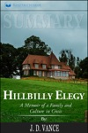 Summary Hillbilly Elegy A Memoir Of A Family And Culture In Crisis