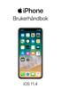 iPhone-brukerhåndbok for iOS 11.4 - Apple Inc.