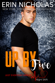 Up By Five - Erin Nicholas book summary