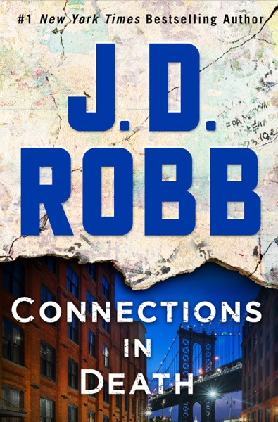 Connections in Death - J. D. Robb book cover