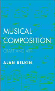 Musical Composition Copertina del libro