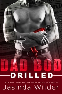 Drilled Book Cover
