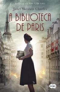 A biblioteca de Paris Book Cover